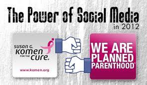 Planned Parenthood Susan G. Komen