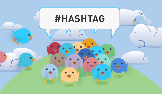 how to start a hashtag on twitter
