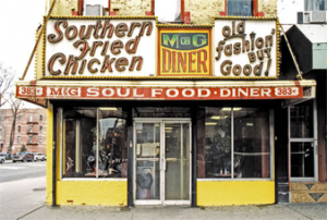 Vanishing Store Fronts, Courtesy of Mental Floss